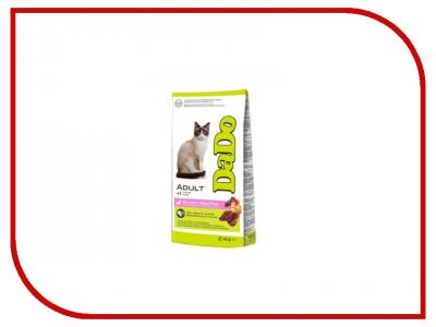 Корм DaDo Курица с рисом 400g низкокалорийный для кошек DD769048