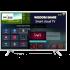 """Телевизор 43"""" Thomson T43FSL5131 (Full HD 1920x1080, Smart TV) белый"""