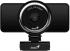 Web-камера Интернет-камера Веб-камера Genius ECam 8000 черная (Black) new package, 1080p Full HD, Mic, 360°, универсальное мониторное крепление, гнездо для штатива
