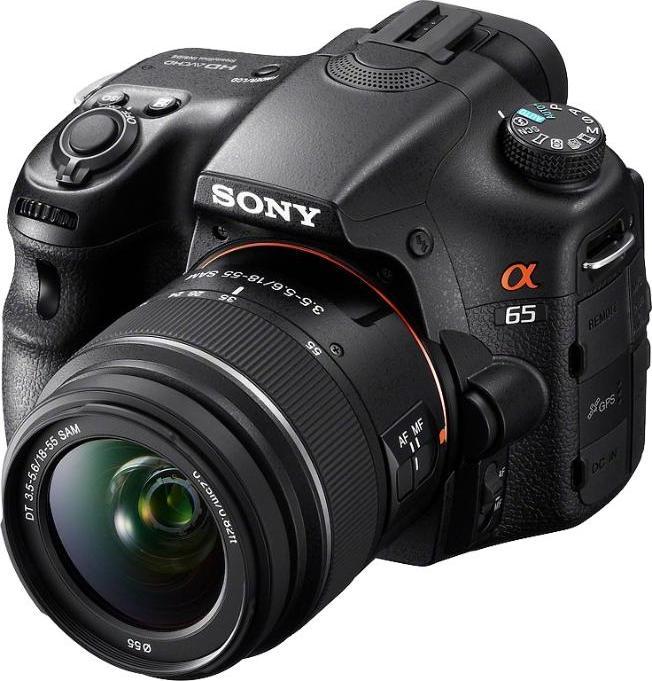 Цифровой фотоаппарат Sony Alpha SLT-A65: купить по цене от 35000 руб в интернет-магазинах Санкт-Петербурга, характеристики, фото, доставка