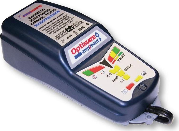 Optimate 6 battery charger power cord sleeve