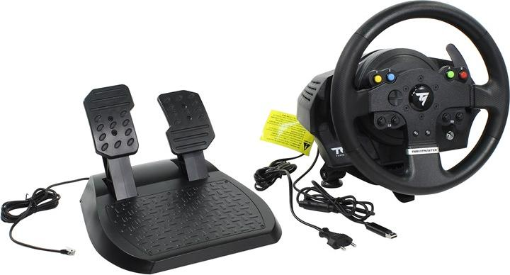 thrustmaster tmx force feedback thrustmaster tmx force. Black Bedroom Furniture Sets. Home Design Ideas