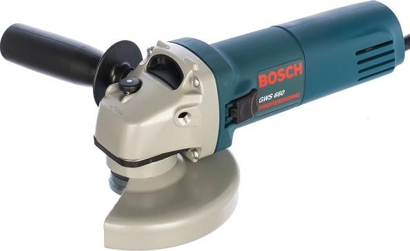 угловая шлифмашина Bosch GWS 660 – фото 3