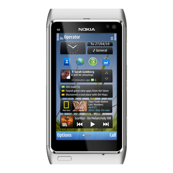 Инструкция nokia nseries 8