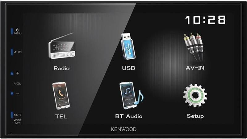 автомагнитола 2 din Kenwood DMX-110BT