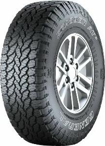 летние шины General Tire Grabber AT3