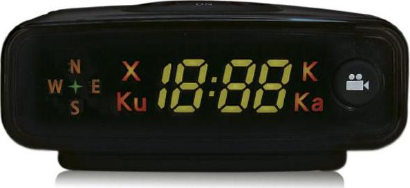 автомобильный видеорегистратор HighScreen Black Box Radar plus