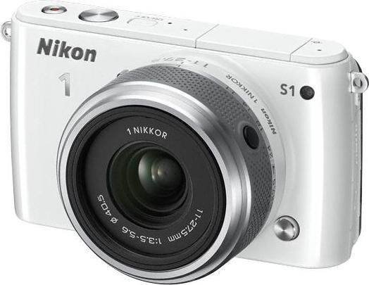 цифровой фотоаппарат Nikon 1 S1
