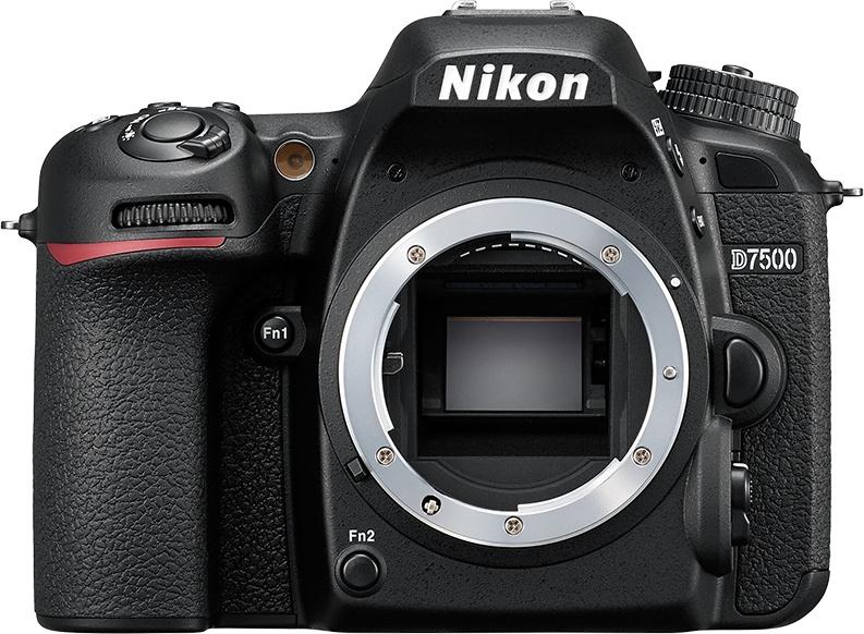 цифровой фотоаппарат Nikon D7500