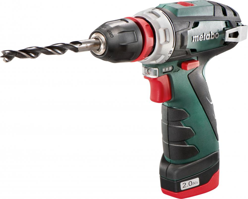 дрель Metabo Powermaxx BS Quick