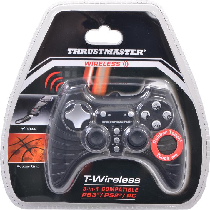 геймпад Thrustmaster T-Wireless 3 in1 Rumble Force