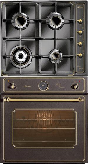 комплект кухонной техники Kaiser EGEH 69676 GBE