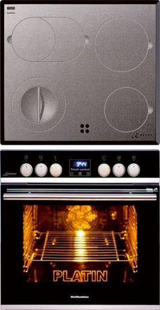 комплект кухонной техники Kaiser EHC 6172 NF OFEN