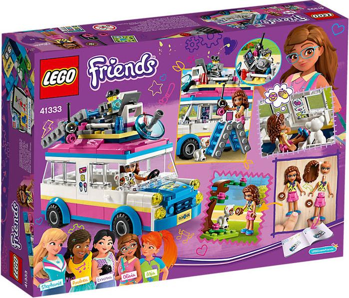 конструктор Friends Lego 41333