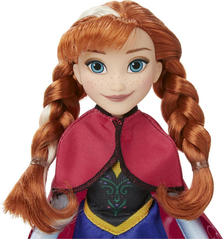 кукла принцесса Hasbro Анна (Disney Frozen)