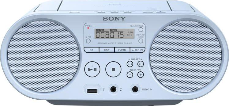 магнитола Sony ZS-PS50