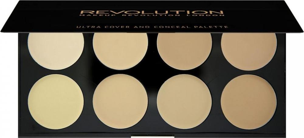 Makeup Revolution Набор консилеров Cover And Conceal, Light, 10 гр