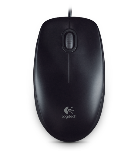 мышь Logitech B100