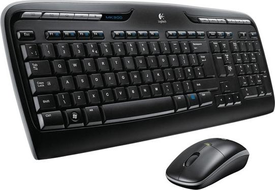 клавиатура + мышь Logitech MK330