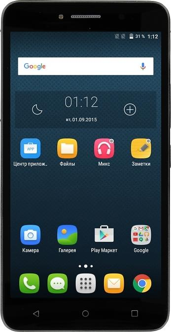 смартфон Alcatel One Touch 8050D Pixi 4