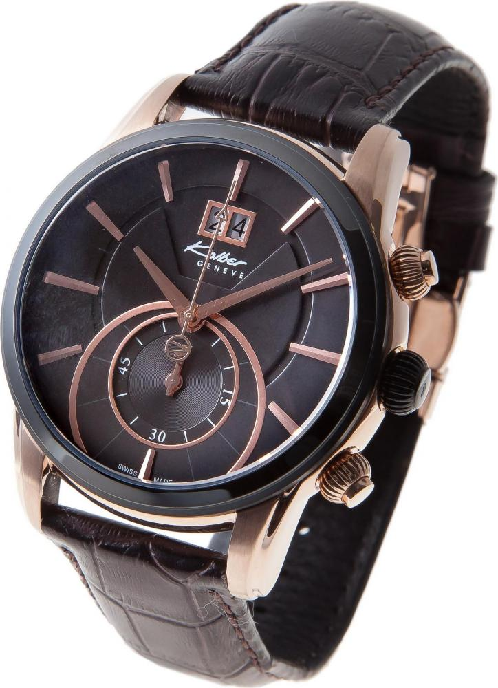 Будь солидным $$$ наручные часы kolber минимальные.