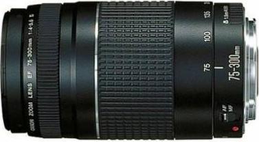 объектив Canon EF 75-300mm f/4.0-5.6 III USM