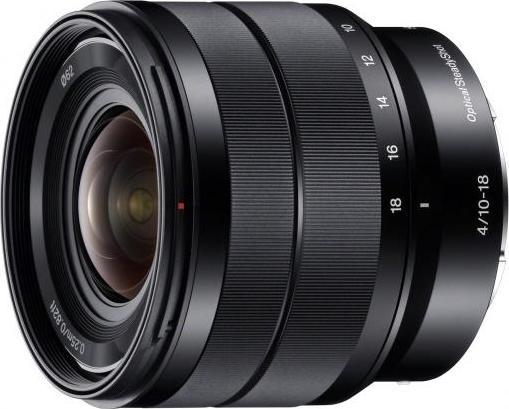 объектив Sony SEL-1018