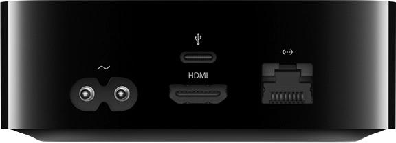 ТВ-приставка Apple TV 4K 64Gb