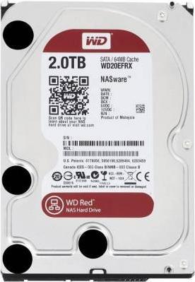 жесткий диск Western Digital WD20EFRX