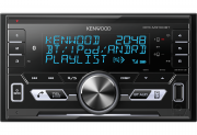 Автомагнитола 2 din Kenwood DPX-M3100BT