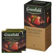 GreenField Strawberry Gourmet (25пак)