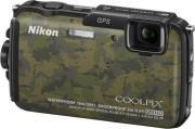 Цифровой фотоаппарат Nikon Coolpix AW 110