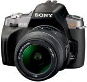Цифровой фотоаппарат Sony Alpha DSLR-A330