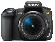 Цифровой фотоаппарат Sony Alpha DSLR-A350