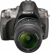 Цифровой фотоаппарат Sony Alpha DSLR-A380
