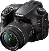 Цифровой фотоаппарат Sony Alpha SLT-A65