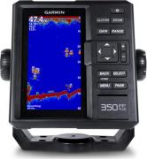 Картплоттер Garmin Fishfinder 350+