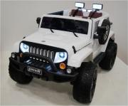 Электромобиль RiverToys JEEP WRANGLER O999OO