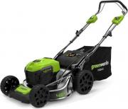 Газонокосилка Greenworks GD40LM46SP