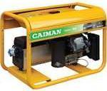 Бензиновый генератор Caiman Explorer 6510XL27