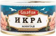 GoldFish Икра минтая 120г