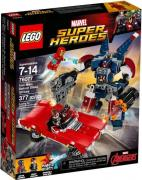 Конструктор Marvel Super Heroes Lego 76077
