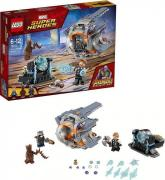 Конструктор Marvel Super Heroes Lego 76102
