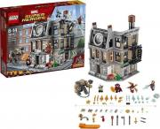 Конструктор Marvel Super Heroes Lego 76108