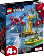 Конструктор Marvel Super Heroes Lego 76134