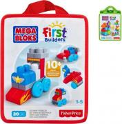 Конструктор First Builders Mega Bloks CNH08