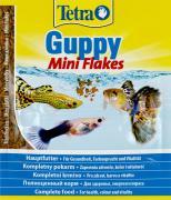 Tetra Корм для рыб Guppy для гуппи,пецилий,меченосцев и живород.пицилиевых,в хлоп. 12г