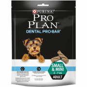 Pro Plan Лакомство для собак Dental Pro Bar Small\Mini 150г