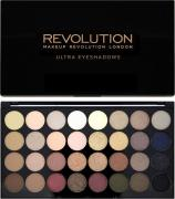 Makeup Revolution Набор из 32 теней 32 Eyeshadow Palette, Flawless, 16 гр