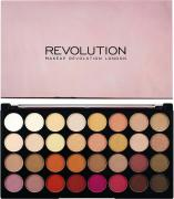 Макияж Makeup Revolution Палетка теней 32 Ultra Eyeshadows Flawless 3 Resurrection